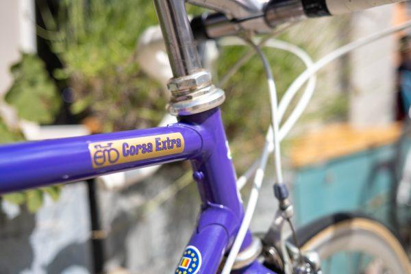 Rennrad Eddy Merckx Corsa Extra Team Weimann